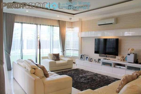 For Sale Semi-Detached at Lake Garden Villas, Cahaya SPK Freehold Semi Furnished 4R/5B 1.55m