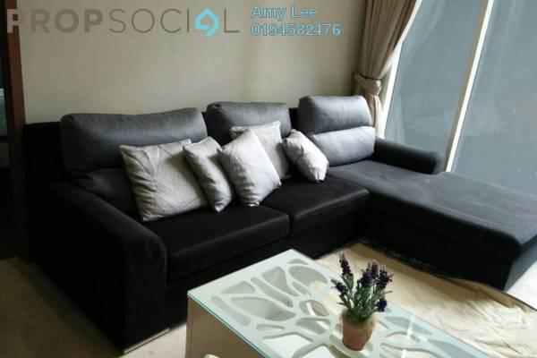 For Rent Condominium at Soho Suites, KLCC Freehold Fully Furnished 2R/1B 2.8k