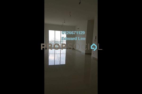 For Rent Condominium at Mercury Serviced Apartment @ Sentul Village, Sentul Freehold Semi Furnished 3R/2B 1.45k