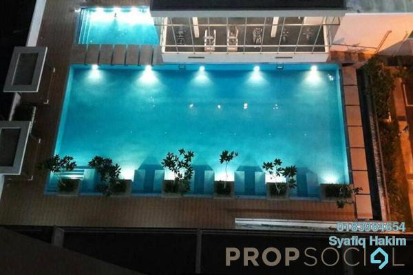 For Sale Condominium at Hijauan Heights, Kajang Freehold Unfurnished 3R/2B 380k
