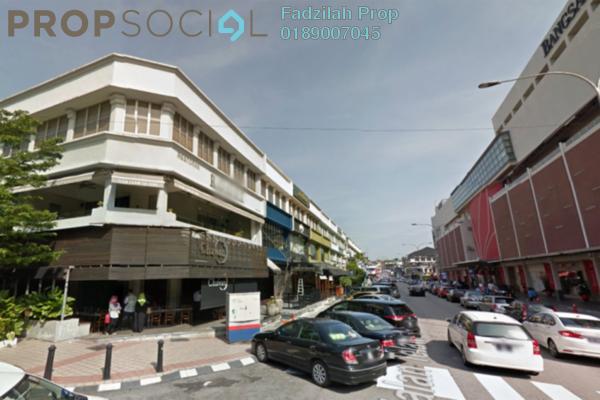 For Rent Terrace at Bangsar Baru, Bangsar Freehold Semi Furnished 3R/3B 4.2k