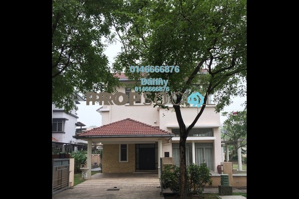 For Rent Bungalow at Changkat Kiara, Dutamas Freehold Semi Furnished 6R/6B 8k