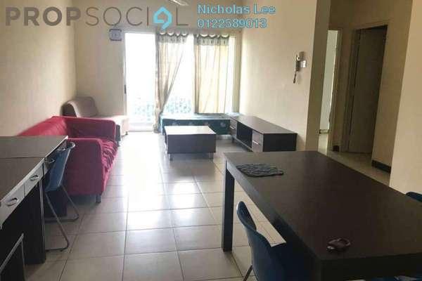 For Rent Condominium at Cova Villa, Kota Damansara Freehold Fully Furnished 3R/2B 2k