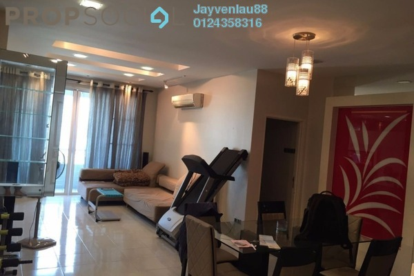 For Sale Condominium at BaysWater, Gelugor Freehold Fully Furnished 2R/2B 1.08m