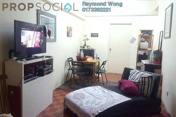 For Rent Apartment at Permai Court 1, Ampang Jaya Freehold Unfurnished 3R/2B 850translationmissing:en.pricing.unit