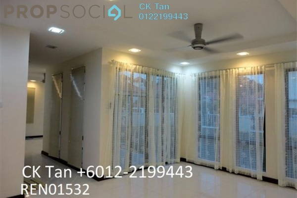 For Rent Semi-Detached at The Park Link Villas, Cahaya SPK Freehold Semi Furnished 4R/5B 3.5k
