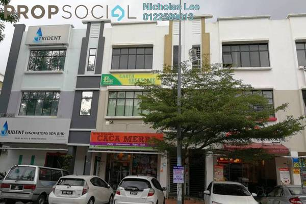 For Rent Shop at TSB Commercial Centre, Sungai Buloh Freehold Unfurnished 0R/0B 3.5k
