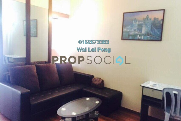 For Rent Serviced Residence at Casa Mutiara, Pudu Freehold Fully Furnished 1R/1B 1.7k