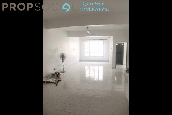 For Sale Apartment at 162 Residency, Selayang Freehold Semi Furnished 3R/2B 320k