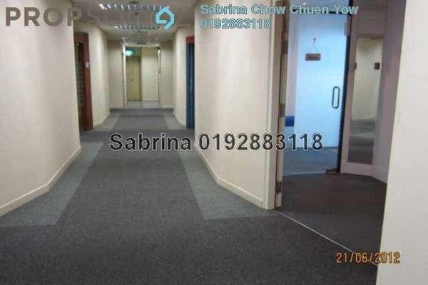 For Sale Office at Plaza Mont Kiara, Mont Kiara Freehold Semi Furnished 0R/0B 520k