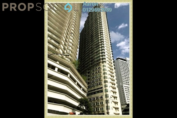 For Rent Serviced Residence at Park View, KLCC Freehold Fully Furnished 1R/1B 2k