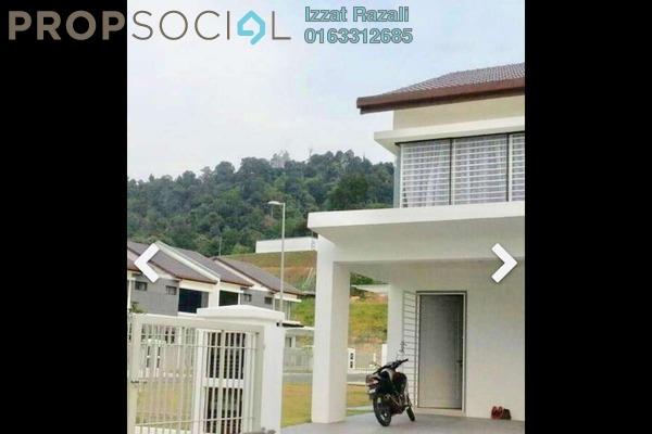 For Sale Terrace at Desa Budiman, Bandar Sungai Long Freehold Semi Furnished 4R/3B 950k