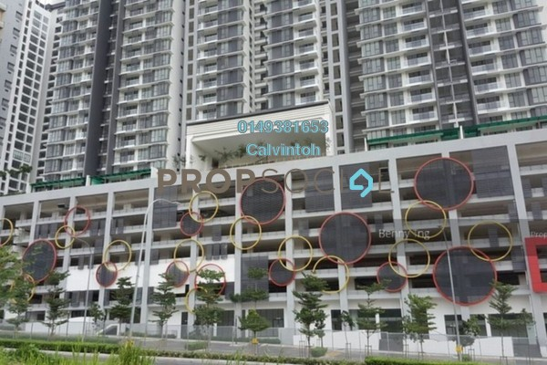 For Rent Condominium at You Vista @ You City, Batu 9 Cheras Freehold Semi Furnished 5R/2B 2.1k