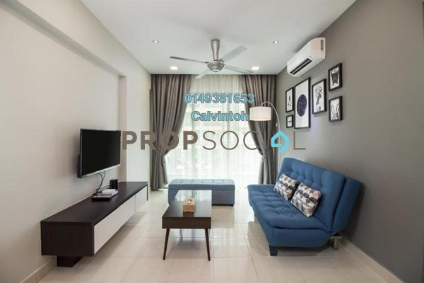 For Rent Condominium at D'Alamanda, Cheras Freehold Fully Furnished 3R/2B 2.2k