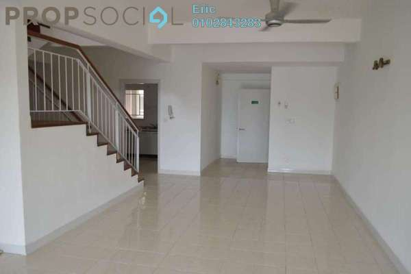 For Sale Condominium at Seri Maya, Setiawangsa Freehold Semi Furnished 3R/2B 1m