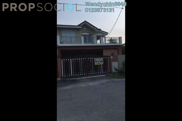 For Sale Terrace at PP 1, Taman Putra Prima Freehold Semi Furnished 3R/3B 738k