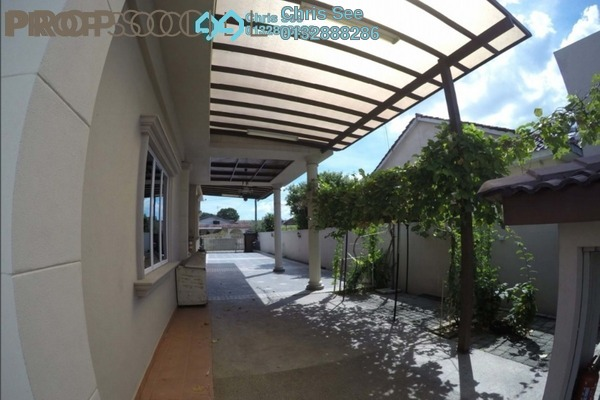 For Sale Bungalow at Taman Sri Andalas, Klang Freehold Fully Furnished 5R/6B 4.9m