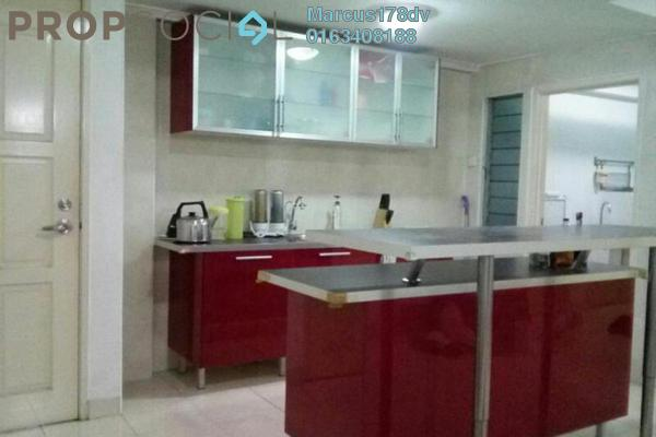For Rent Apartment at Gembira Park, Kuchai Lama Freehold Semi Furnished 3R/2B 1.5k