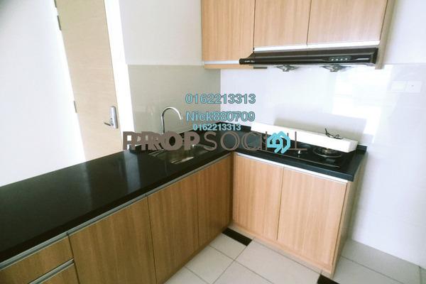 For Rent Condominium at Skypod, Bandar Puchong Jaya Freehold Semi Furnished 2R/2B 1.5k