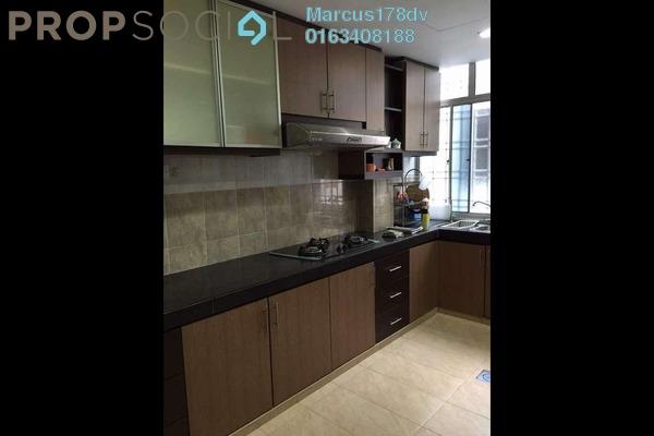 For Rent Condominium at Jalil Damai, Bukit Jalil Freehold Fully Furnished 3R/2B 1.7k