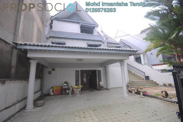 For Sale Terrace at Taman Setiawangsa, Setiawangsa Freehold Semi Furnished 4R/3B 1.2m