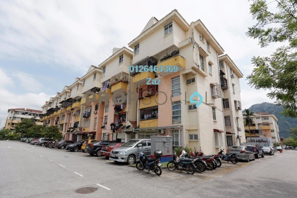 For Sale Apartment at Casmaria Apartment, Batu Caves Freehold Unfurnished 3R/2B 300k