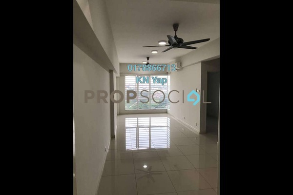 For Rent Condominium at Tiara Mutiara, Old Klang Road Freehold Semi Furnished 3R/2B 1.5k