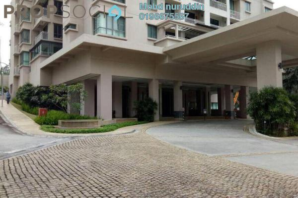 For Sale Condominium at Casa Kiara II, Mont Kiara Freehold Semi Furnished 4R/3B 1.2m