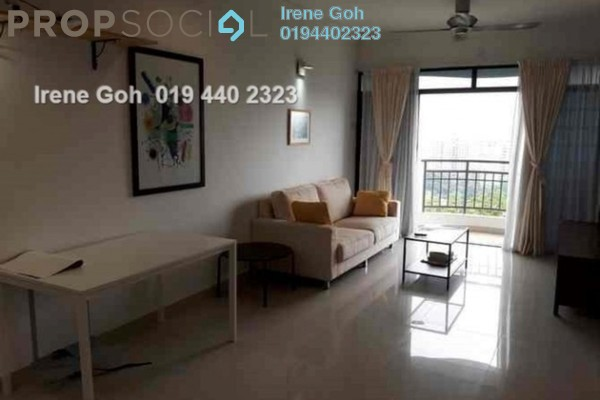 For Rent Condominium at Vistaria Condominium, Sungai Ara Freehold Fully Furnished 3R/2B 1.1k
