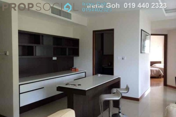 For Rent Condominium at Hillcrest Residences, Bukit Jambul Freehold Fully Furnished 3R/3B 4k