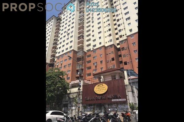 For Sale Condominium at Damai Mewah B Apartment, Kajang Freehold Unfurnished 3R/2B 200k