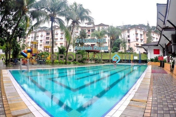 For Sale Condominium at Indah Condominium, Damansara Damai Freehold Unfurnished 3R/2B 300k