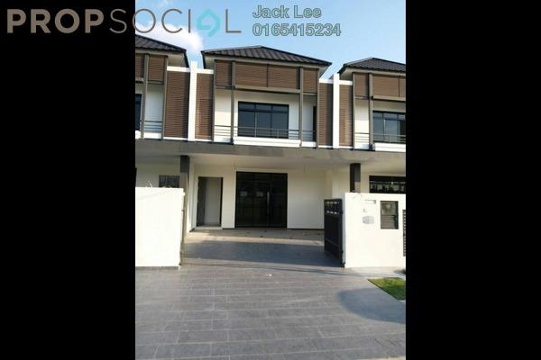 For Sale Terrace at Eco Summer, Tebrau Freehold Unfurnished 4R/4B 920k