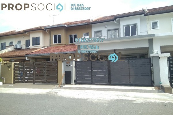 For Sale Link at Section 2, Bandar Mahkota Cheras Freehold Unfurnished 4R/3B 580k