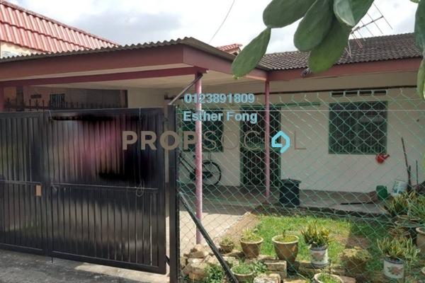 For Sale Terrace at Taman Desa Jaya, Kepong Freehold Semi Furnished 3R/2B 448k