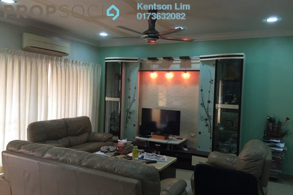 For Sale Terrace at Taman Prima Impian, Segambut Freehold Semi Furnished 4R/4B 1.15m