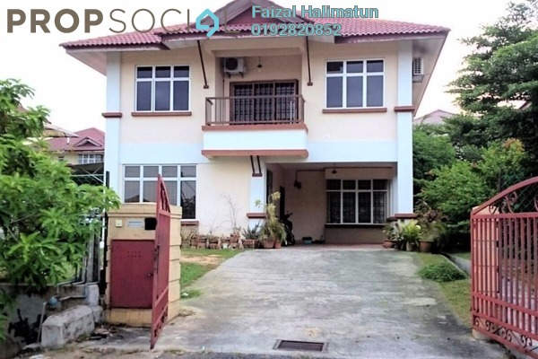 For Sale Bungalow at Laman Dahlia, Nilai Impian Freehold Unfurnished 5R/3B 720k