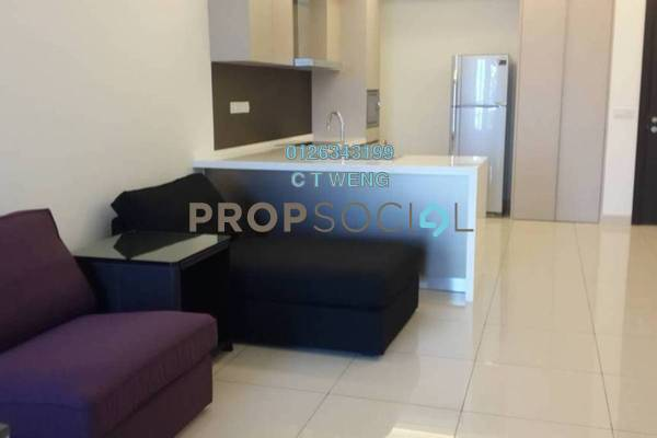 For Rent Condominium at Suasana Bukit Ceylon, Bukit Ceylon Freehold Fully Furnished 1R/1B 2.7k