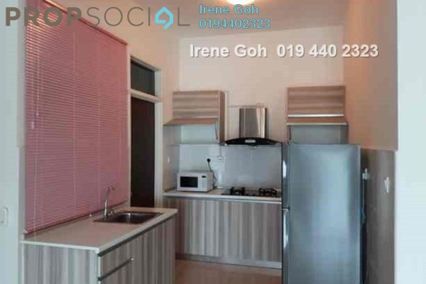 For Rent Condominium at Reflections, Sungai Ara Freehold Fully Furnished 3R/2B 1.8k