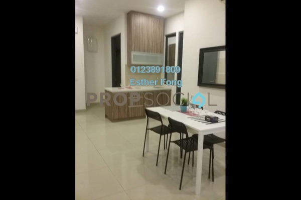 For Rent Condominium at Selayang 18, Selayang Freehold Fully Furnished 3R/2B 1.8k