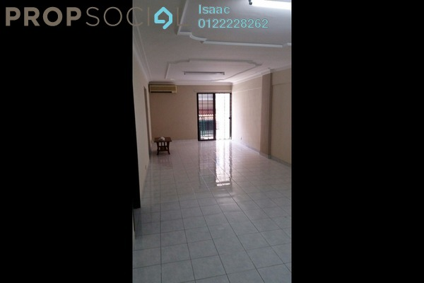 For Sale Condominium at Fortuna Court, Old Klang Road Freehold Unfurnished 3R/2B 395k