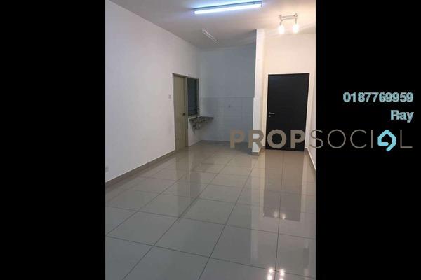 For Rent Condominium at Anyaman Residence, Bandar Tasik Selatan Freehold Semi Furnished 3R/2B 1.3k