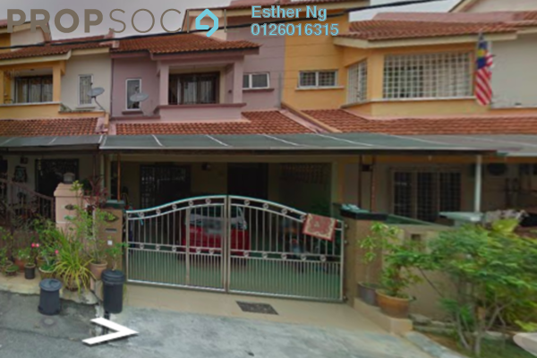 For Sale Terrace at Taman Selayang, Selayang Leasehold Unfurnished 0R/0B 500k