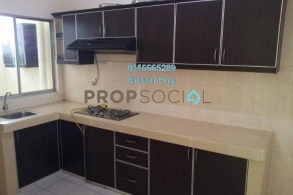 For Rent Condominium at Prima Setapak I, Setapak Freehold Semi Furnished 4R/3B 1.8k