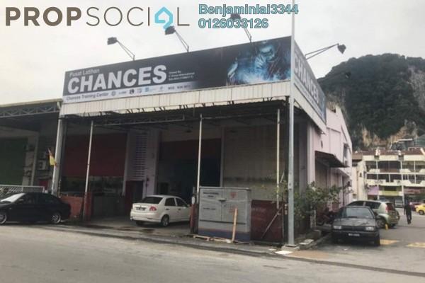 For Sale Factory at Bandar Puncak Alam, Kuala Selangor Freehold Unfurnished 0R/0B 3.3m