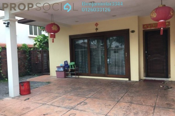 For Sale Terrace at Sunway SPK Damansara, Kepong Freehold Semi Furnished 4R/3B 1.75m
