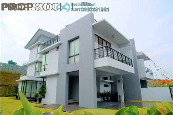 For Sale Semi-Detached at Puteri Heights, Rawang Freehold Semi Furnished 6R/6B 890k