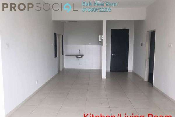 For Sale Condominium at Zefer Hill Residence, Bandar Puchong Jaya Freehold Semi Furnished 4R/3B 618k