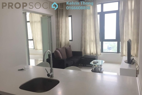 For Rent Condominium at Tropicana Avenue, Tropicana Freehold Semi Furnished 1R/1B 2.1k