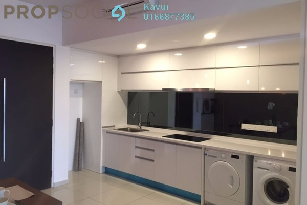 For Rent Condominium at Latitud 3, Petaling Jaya Freehold Fully Furnished 1R/2B 1.7k